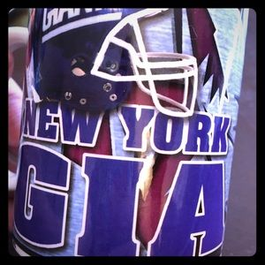 New York Giants Licensed NFL collectible cup